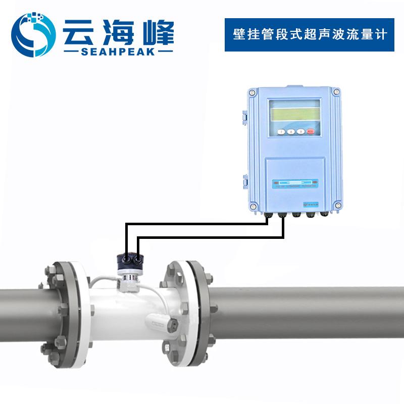 固定管段式超声波流量计TDS-100F1AG